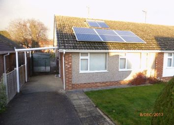 Thumbnail 2 bed bungalow to rent in Wellbrook Road, Bishops Cleeve, Cheltenham