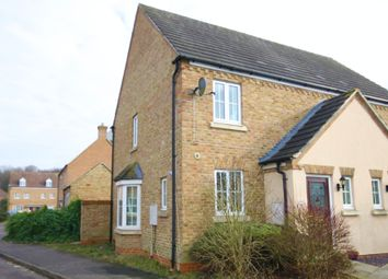 Thumbnail 2 bedroom semi-detached house to rent in Hurn Grove, Bishops Stortford