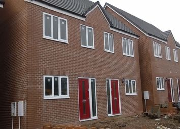 Thumbnail 4 bed semi-detached house for sale in Daley Road, Bilston