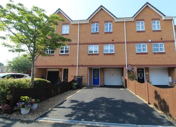4 bed terraced house for sale in Richardson Way, Rugeley WS15