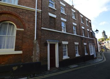 Thumbnail 3 bed town house to rent in Cross Hill, Shrewsbury