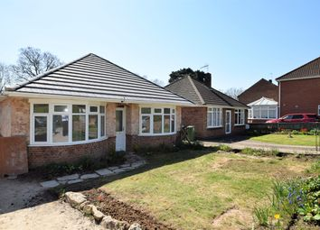 Thumbnail 3 bedroom detached bungalow for sale in Lower Northam Road, Hedge End, Southampton, Hampshire