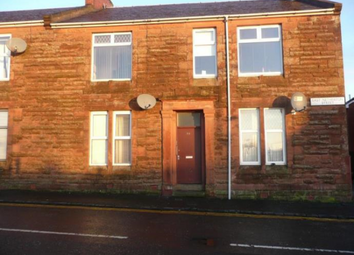 Thumbnail 1 bed flat to rent in East Netherton Street, Kilmarnock