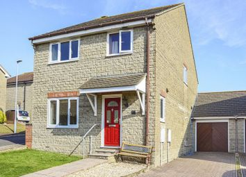 Thumbnail 4 bedroom detached house for sale in Weyview Crescent, Weymouth
