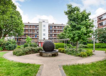 Thumbnail 3 bed flat for sale in Langmead House, Bruce Road, London