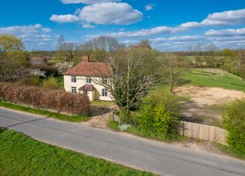 Thumbnail 4 bed detached house for sale in Bradfield St George, Bury St Edmunds, Suffolk