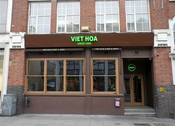 Thumbnail Restaurant/cafe to let in Kingsland Road, London