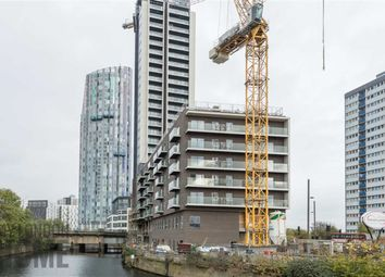 Thumbnail 1 bedroom flat for sale in Stratford Riverside, Stratford, London