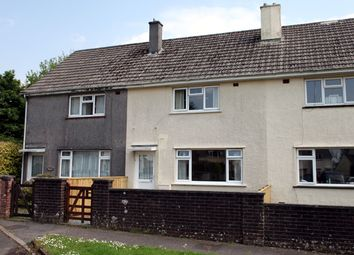 Thumbnail 2 bed terraced house to rent in Tamar Avenue, Tavistock