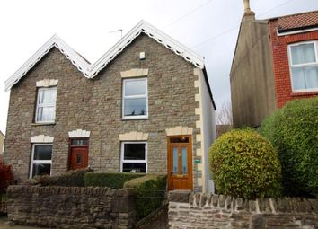 Thumbnail 2 bed semi-detached house for sale in Forest Road, Fishponds, Bristol