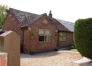 Thumbnail 3 bed semi-detached bungalow for sale in Thornley Lane, Grotton, Oldham