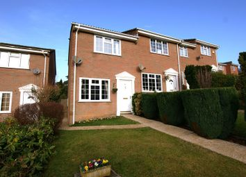 Thumbnail 2 bed end terrace house for sale in Marian Road, Corfe Mullen, Wimborne