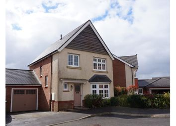 Thumbnail 3 bed detached house for sale in Rhodfa Morgan Drive, Carmarthen