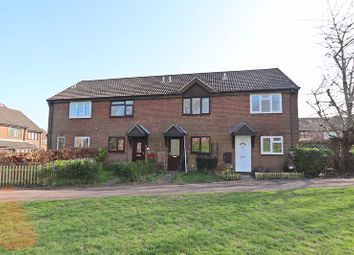 Thumbnail 2 bed terraced house for sale in Course Park Crescent, Fareham