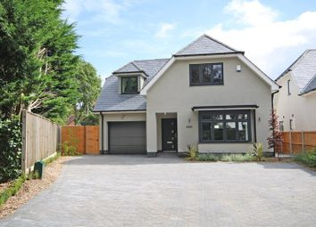 Thumbnail 5 bed bungalow for sale in West Road, Bransgore, Christchurch, Dorset