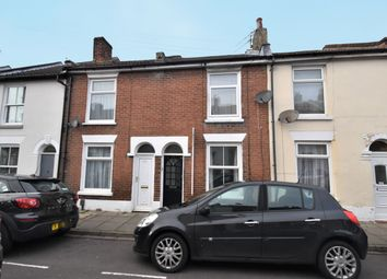 Thumbnail 2 bed terraced house for sale in Napier Road, Southsea
