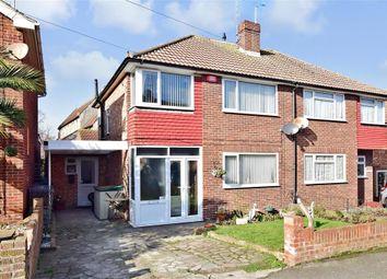Thumbnail 3 bed semi-detached house for sale in Upper Dumpton Park Road, Ramsgate, Kent