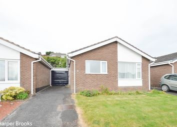 Thumbnail 2 bed detached bungalow for sale in Macadam Way, Penrith