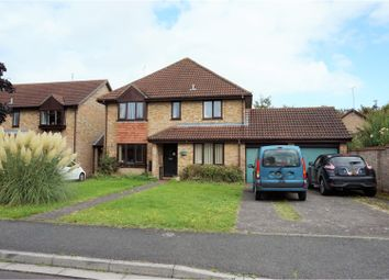 Thumbnail 4 bed link-detached house for sale in Killams Crescent, Taunton