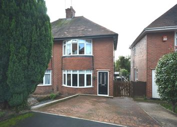 Thumbnail 2 bed semi-detached house for sale in Brooklyn Drive, Brockwell, Chesterfield