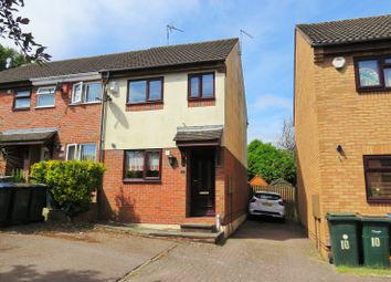 Thumbnail 2 bed end terrace house to rent in Alderney Close, Coventry