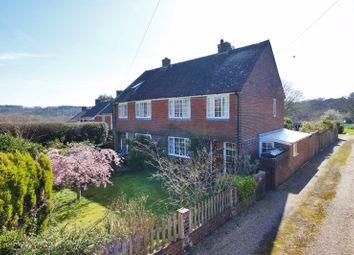 Thumbnail 3 bed semi-detached house for sale in Fairwarp, Uckfield
