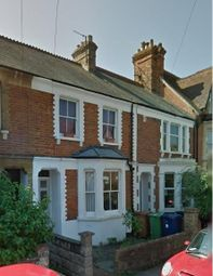 Thumbnail 3 bed terraced house to rent in Fairacres Road, East Oxford