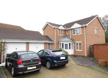 Thumbnail 4 bed detached house to rent in Edmund Road, Chafford Hundred, Grays