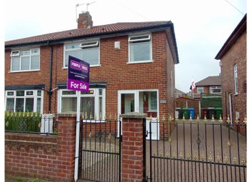 Thumbnail 3 bed semi-detached house for sale in Whitegate Road, Oldham
