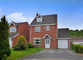 Thumbnail 4 bed detached house for sale in King George Way, Kidsgrove, Stoke-On-Trent