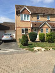 Thumbnail 3 bedroom semi-detached house for sale in Swallow Close, Oxford