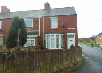 Thumbnail 2 bed terraced house for sale in Witton Avenue, Sacriston, Durham