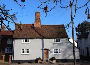 Thumbnail 3 bed detached house for sale in Belmont Hill, Newport, Saffron Walden, Essex