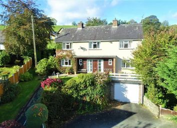 Thumbnail 4 bedroom detached house for sale in Penymaes, Bachie Road, Llanfyllin, Powys