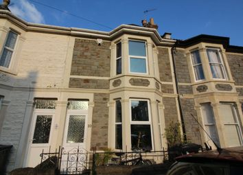 Thumbnail 2 bed terraced house for sale in Carlyle Road, Greenbank, Bristol
