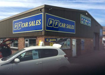 Thumbnail Parking/garage for sale in Anderstaff Industrial Estate, Hawkins Lane, Burton-On-Trent