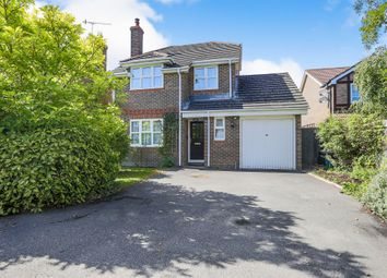 Thumbnail 4 bed detached house for sale in Quebec Close, Smallfield, Horley