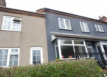 Thumbnail 2 bed maisonette to rent in Shilton Road, Barwell, Leicester