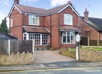 Thumbnail 3 bed detached house for sale in Heath Road, Sandbach, Cheshire