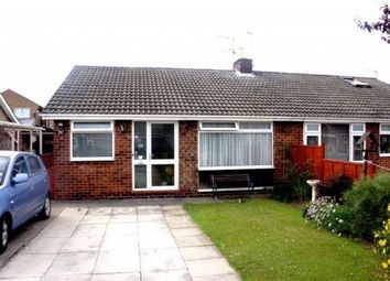 Thumbnail 3 bedroom semi-detached bungalow to rent in Cleveland Way, Huntington, York