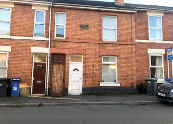 3 bed terraced house to rent in Stanley Street, Derby DE22