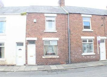 Thumbnail 2 bed terraced house for sale in North Terrace, Willington, Crook