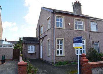 Thumbnail 3 bed semi-detached house for sale in Fenber Avenue, South Shore, Blackpool