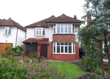 Thumbnail 4 bed detached house to rent in Seymour Gardens, Berrylands, Surbiton