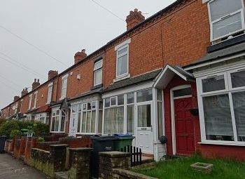 Thumbnail 2 bed terraced house to rent in St Mary's Road, Smethwick, Birmingham