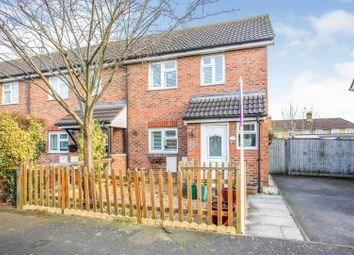 3 bed end terrace house for sale in Maxwell Close, Hayes UB3