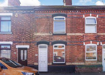 2 bed terraced house for sale in St. Pauls Street West, Burton-On-Trent DE14