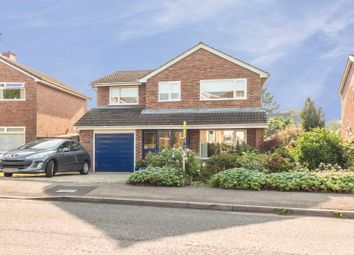 Thumbnail 4 bed property for sale in Warwick Close, Chepstow