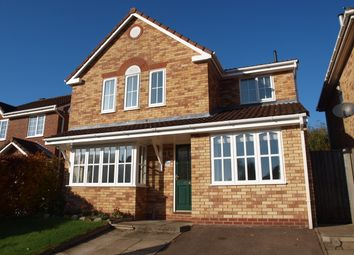 Thumbnail 4 bedroom detached house to rent in Welden Road, Dereham