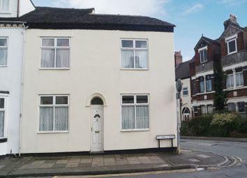 Thumbnail 3 bed terraced house for sale in St John Street, Hanley, Stoke-On-Trent
